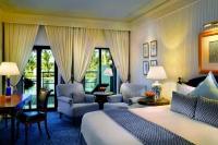 super hotelværelse med pool udsigt i Oman