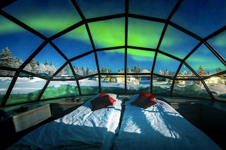 Vildeste hoteller i verden