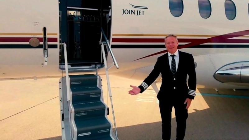 Privat Jet/ Air Charter